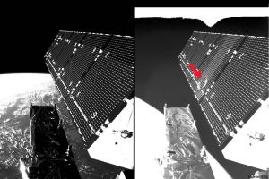 Megakonstellationen und Weltraumschrott ein Problem
