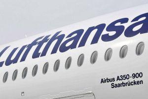 Lufthansa A350-900 erhält Namen