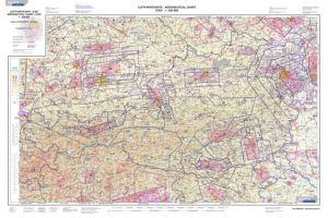Digitale ICAO Luftfahrtkarte kostenlos bei Austro Control