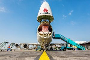 Cargolux steigt im Ranking der Frachtairlines