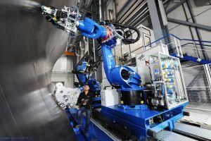 3D-Druck von Verbundmaterial für Flugzeugbau getestet