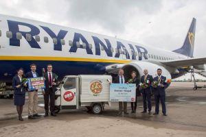 Hafen- und Vesuvstadt Neapel im Ryanair-Flugplan Bremen
