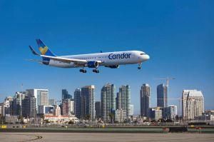 Condor legt Flüge von FRA in die USA auf