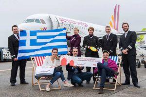 Berlin – Mykonos im Eurowings-Netz