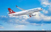 Rekord-Auftrag von Turkish Airlines bei Airbus