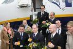 Ryanair startet Linienbetrieb ab Dortmund