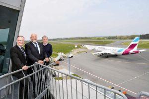 Flughafen Heringsdorf bereit für mehr Passagiere in der Saison