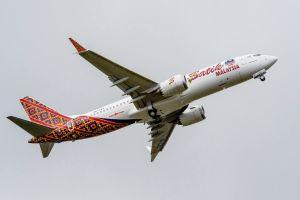 Boeing 737 MAX an erste Airline übergeben