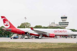 airberlin ab TXL nach Los Angeles – Casting für Flugbegleiter