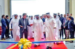 LTME im Aviation District Dubai South voll einsatzbereit