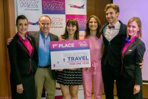 13 Jahre Wizz Air mit steigendem Engagement
