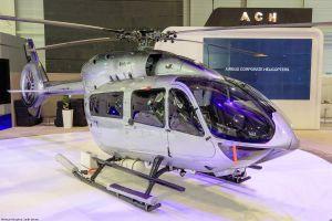 Airbus stellt Premium Corporate Hubschrauber auf EBACE vor