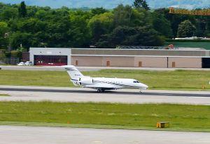 Cessna Citation Longitude erreicht Genf zur EBACE