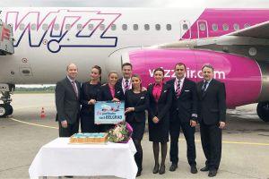 Belgrad ab Friedrichshafen von Wizz Air angeflogen