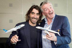 Ryanair bietet Langstreckenflüge an