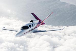 Vision Jet von Cirrus erhält Zulassung in Europa
