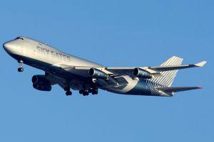 Boeing 747-400F für Frachter-Start-up in Russland