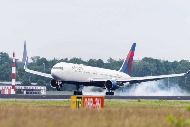 Berlin New York Jfk Täglich Im Delta Air Lines Flugplan