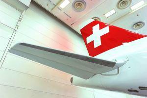 CS300 erstmals an Swiss ausgeliefert