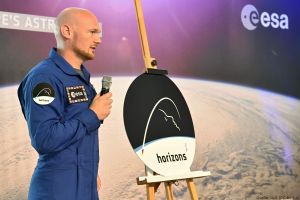 Horizons: Alexander Gerst reist 2018 als Kommandant zur ISS
