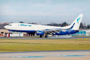 Klausenburg mit Blue Air erstmals Ziel ab Hamburg