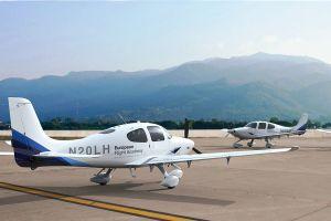 Pilotenschule der Lufthansa wechselt auf Cirrus SR 20