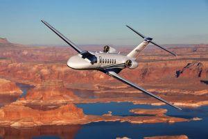Cessna liefert 2.000. CJ-Jet aus