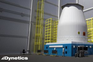 Ruag baut Stage Adapter für Space Launch System