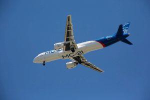 MC-21-300 fliegt weiteres Testprogramm