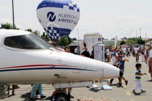 Flughafenfest in Nürnberg zum Tag der Luftfahrt