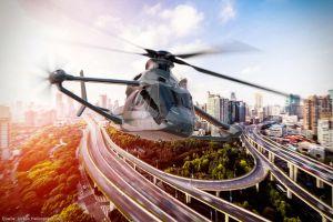 Hochgeschwindigkeitshubschrauber von Airbus und DLR