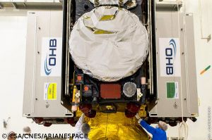 OHB für weitere acht Galileo-Satelliten
