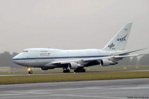 SOFIA: Boeing 747SP durchfliegt lange Nächte in Neuseeland