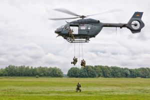 Bundeswehr hat jetzt alle H145M LUH SOF