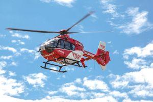 DRF informiert über Rettungsflug am Angermünder Stadtfest