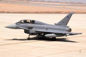 Eurofighter: erstes Flugzeug an Sultanat Oman ausgeliefert
