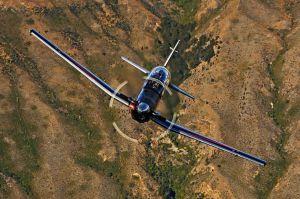 Beechcraft T-6C schreitet bei EASA-Zulassung voran