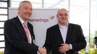 Germanwings startet Route Nürnberg – Hamburg