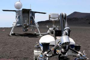 Rover lernt sehen: Wege auf dem Mond selbstständig finden