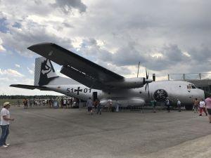 FLY-IN auf der Flugwerft Schleißheim war ein Erfolg