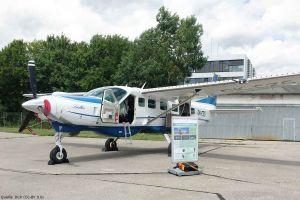 ICARE vernetzte Experten zur Umweltwachung aus der Luft